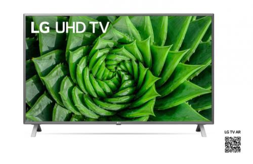 LG UHD UN8000 50'' 4K Smart TV con ThinQ AI (Inteligencia Artificial),4K Procesador Quad Core, Ultra Surround,Magic Remote